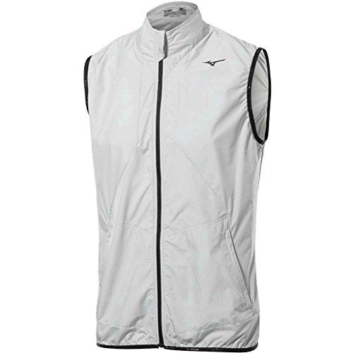 Mizuno 2017 Wind Ultralight Windlite Mens Performance Golf Vest High Rise XL - Golf Wind Vests