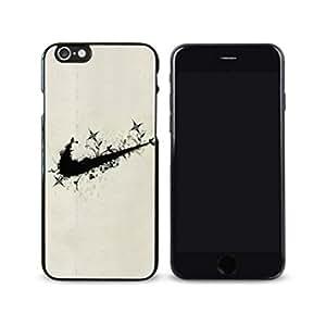 Just Do it Nike logo image Custom iPhone 6 - 4.7 Inch Individualized Hard Case