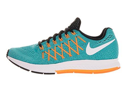 Nike Damen Wmns Air Zoom Pegasus 32 Laufschuhe Azul (Gmm Bl / White-Lsr Orng-Vvd Orng)