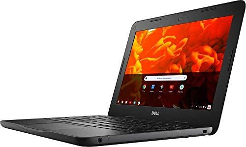 "2019 Dell Premium Flagship Laptop Chromebook 11.6"" HD Display Intel Celeron N3060 Processor 4GB RAM 16GB eMMC Storage + 128GB microSD HDMI Webcam Bluetooth Chrome OS"