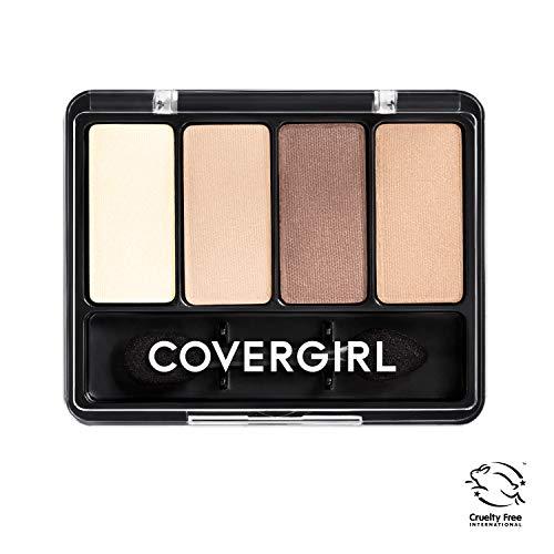 Covergirl Eye Enhancers Eye Shadow Palette, Natural Nudes, 0.19 ()