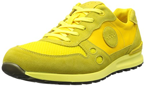 Ecco, 538564-59182, CS14 para hombre, amarillo