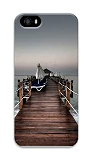 Grey Dawn PC Case Cover for iPhone 5 and iPhone 5s 3D