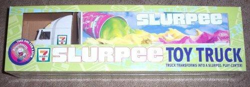 7-eleven-slurpee-15-collectible-tractor-trailer-transforms-into-a-slurpee-711-play-center