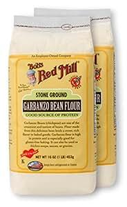 Bob's Red Mill Garbanzo Bean Flour - 16 oz - 2 pk