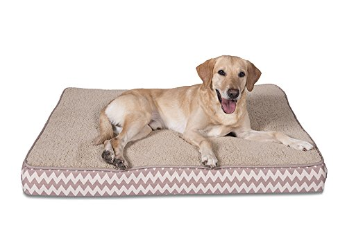 Sleepi Deluxe Double Orthopedic Pet Bed, 27