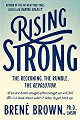 Ph.D. Brene Brown: Rising Strong (Hardcover); 2015 Edition Hardcover
