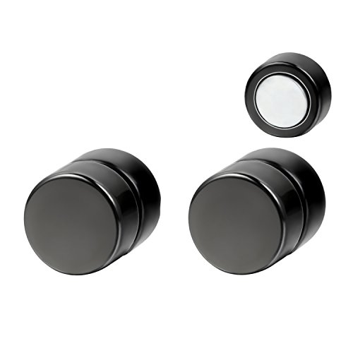 Flongo Stainless Magnetic Earring Non piercing