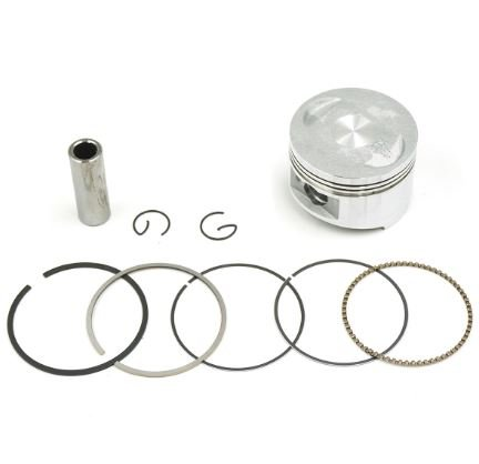 150cc PISTON and RINGS (57.4mm) FOR CHINESE SCOOTERS WITH 150cc GY6 MOTORS by Whavo