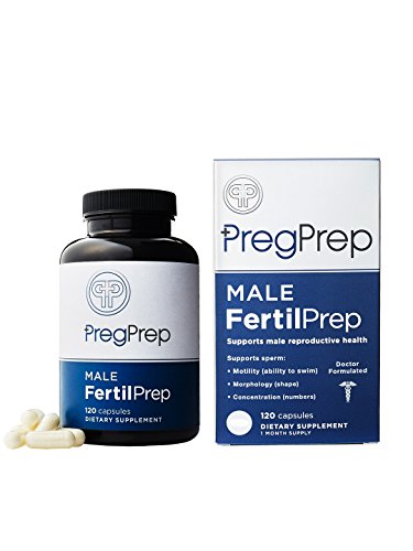 PregPrep Male FertilPrep: Fertility Aid for Men
