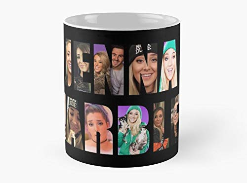 (Jenna Marbles Mug, Standard Mug Mug Coffee Mug - 11 oz Premium Quality printed coffee mug - Unique Gifting ideas for Friend/coworker/loved ones)