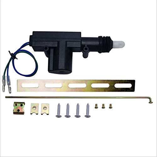 AMZVASO - Door Lock Motor General Purpose Actuator Kit Door Lock Motor Keyless Entry Concentrated for 12 V -  BENGS_3291808133