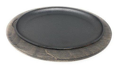12x12 cast iron griddle - 9