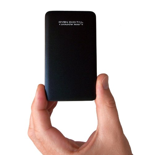 Shadow Mini™ External 1TB USB 3.1 Portable Solid State Drive SSD by Oyen Digital