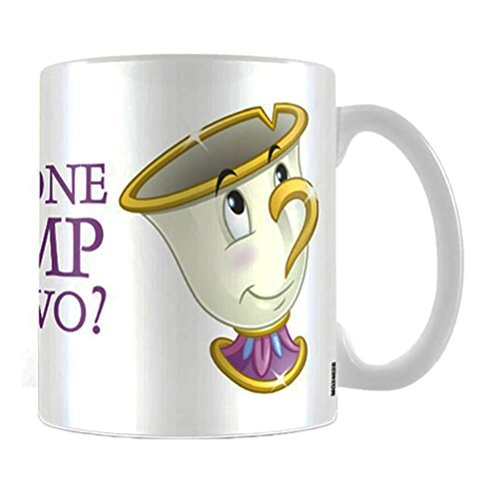 Pyramid International Beauty And The Beast  Chip One Lump Or Two  Official