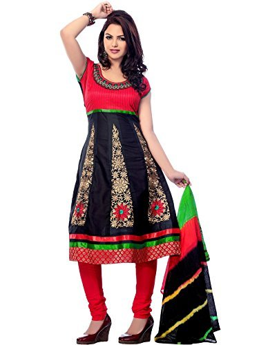 Cenizas embroidered Semi Stich Salwar Suit Duptta ( RDUM 506)