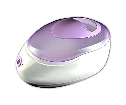 New Generation Paraffin Bath - Purple and Lilac Lid 110 V Ongles d' Or