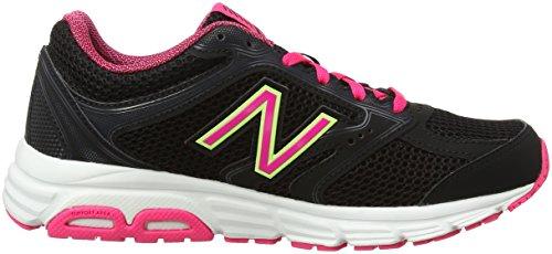 New New Noir Running Balance Black Pink Femme W460v2 Balance wHTwqg