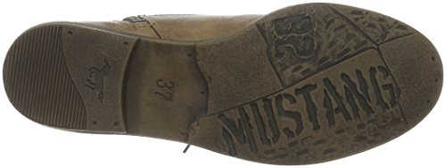 Mustang 1157-535, Botines para Mujer Marrón (33 natur)
