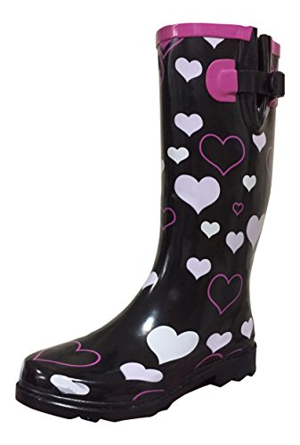 Womens Mstkh Rubber Rain Boots