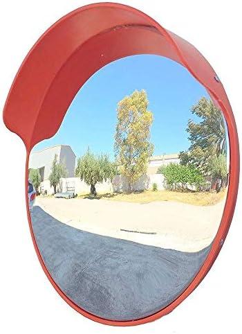 カーブミラー 安全凸面鏡PC屋外駐車場交差点のための防水と耐久ロードブラインドスポットの範囲を絞ります RGJ3-31 (Size : 300mm)