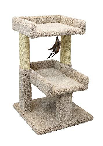New Cat Condos 110215 Cat Tree, Beige, Large ()