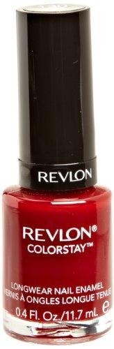 REVLON Colorstay Nail Enamel, Velvet Rope, 0.4 Fluid Ounce