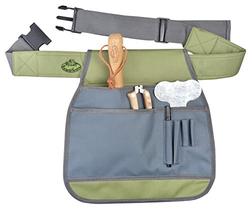Esschert Design Garden Tool Belt, Gray