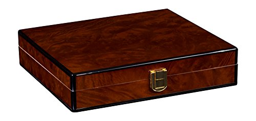 $297.00 daniel marshall humidor Daniel Marshall Desk-Travel Humidor in Precious Burl Private Stock Sale Humidor 2019