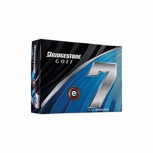 Bridgestone Golf E7 Golf Ball (2011 Model), 4 packs containing 3 balls each, Outdoor Stuffs