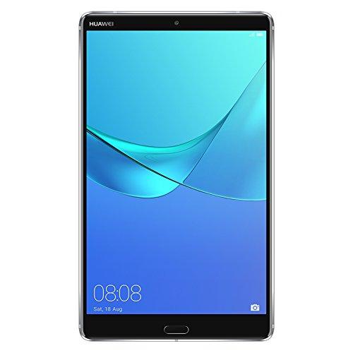 "Huawei MediaPad M5 Android Tablet- 8.4"" 64GB Space Gray - Dual Harman Kardon-Tuned Speakers - Space Gray (US Warranty)"