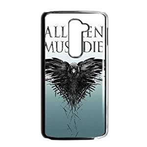 LG G2 Cell Phone Case Black Game of Thrones Phone cover P553476