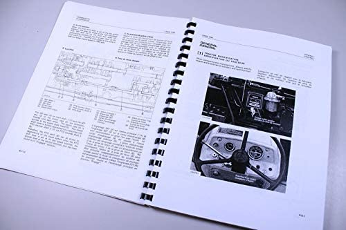 Amazon.com: Kubota L355Ss Tractor Servicio Reparación Manual ...