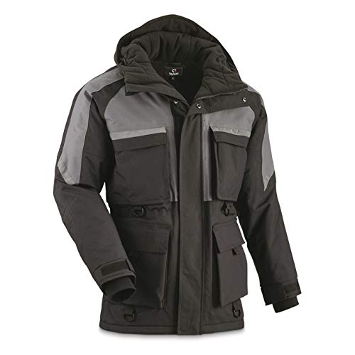 Guide Gear Men's Barrier Ice Waterproof Insulated Parka