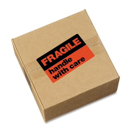 Avery Fragile Handle Mailing Labels