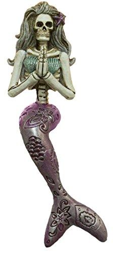 Ganz Dead Sea Mermaid Yoga Skeleton Shelf Sitters