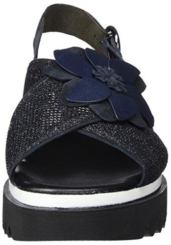 Gabor Vrouwen Jollys Sandaaltjes Blauw (nachtblauw / Pacific)