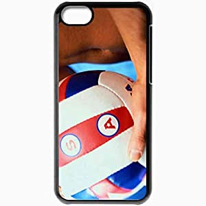 Personalized iPhone 5C Cell phone Case/Cover Skin 2296 1 Black