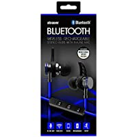 Pro Series Bltooth Earbud Size Ea Sentry Pro Series Bluetooth Earbuds With Hooks & Mic Blue