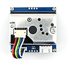 Dust Sensor Detector Module Kit with Sharp GP2Y1010AU0F Onboard for Measuring PM2.5 Air Purifier Air Conditioner Monitor Supports Arduino