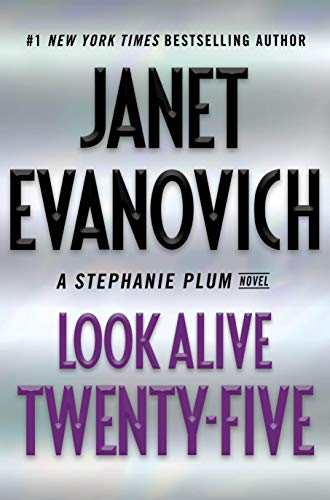 Product picture for Look Alive Twenty-Five: A Stephanie Plum Novel by Janet Evanovich