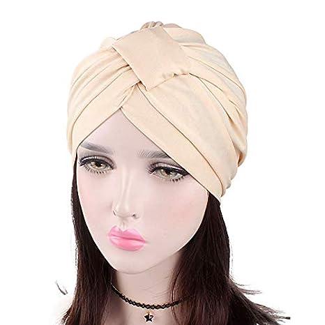 Amazon.com: Blue Stones Velvet Flapper Jeweled Brooch Stretch Full Turban Headband Great Ear Warmer Hat Muslim Inner Caps: Kitchen & Dining