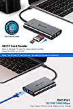 USB C Hub, UtechSmart Triple Display USB Type C