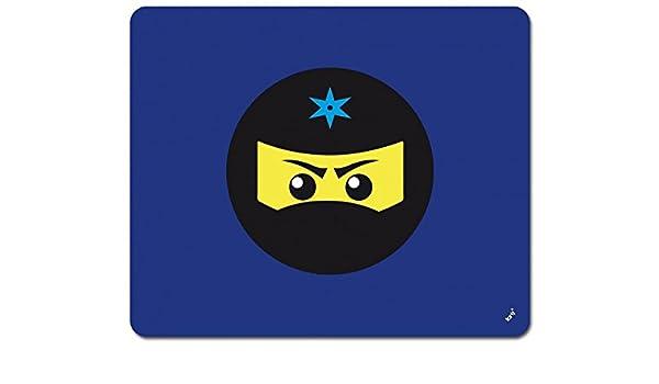 1art1 Gaming - Icono Ninja, Azul Alfombrilla para Ratón (23 ...