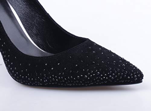 Noir 5 Noir 035 Sa Pour Escarpins Femme 36 Zaproma vCaOwxqXX