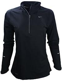 Nike Women's Dry Fit Element Half Zip Running Top