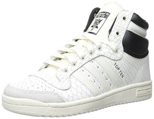 Sneakers Casual White Ten S75134 Adidas Hi Top OI0wx8qntT
