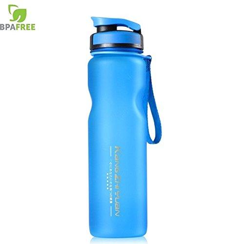 HAWKEYE Sports Water Bottle,BPA Free,Large Bottle Flip Top Leak Proof 36 Ounce