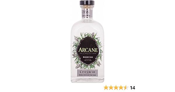 Arcane Cane Crush Premium Blanco Ron - 700 ml: Amazon.es ...