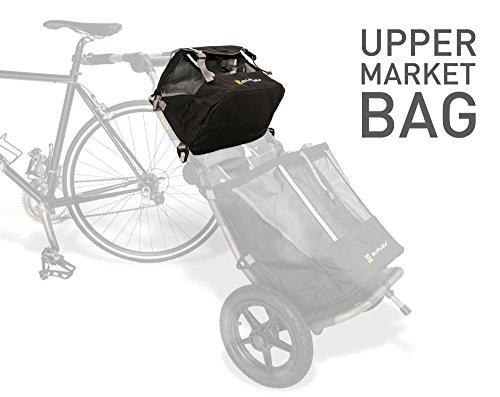 Burley Design Upper Transit Bag, Black by Burley Design (Image #2)
